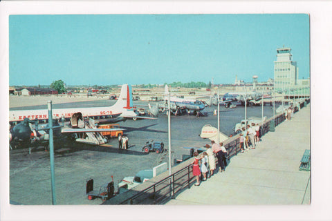 OH, Cleveland - Cleveland Hopkins Airport postcard - G17024