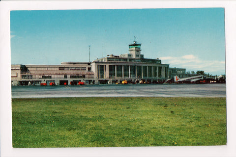 DC, Washington - Our Nations Capital Airport postcard - K04082