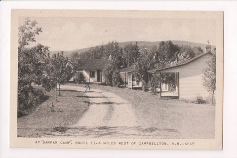 Canada - Campbellton, NB - SANFAR CAMP on Route 11 - cabins - R00557