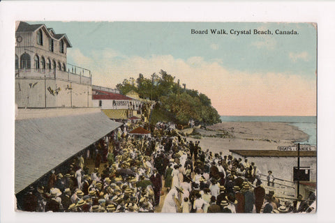 Canada - Crystal Beach, ON - Dexters Imperial Roller Park, Boardwalk - R00500