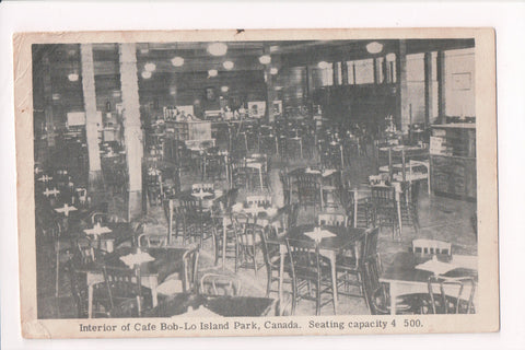 Canada - Bob-Lo Island Park - cafe interior (ONLY Digital Copy Avail) - 700076