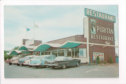 CT, Berlin - Puritan Restaurant, Apple Pie (ONLY Digital Copy Avail) - w00528