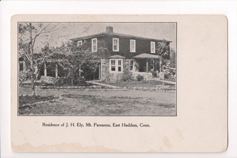 CT, East Haddam - Residence of J H Ely (ONLY Digital Copy Avail) - S01482