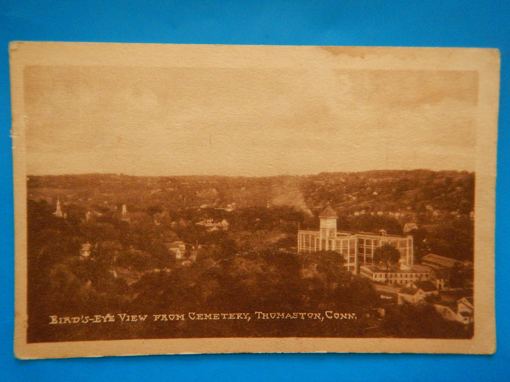 CT, Thomaston - bird eye view (ONLY Digital Copy Avail) - H15082