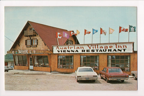 Canada - Brantford, ON - Austrian Village Inn Restaurant - CP0500