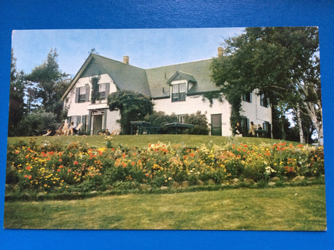 Canada - Cavendish, PE - Anne of Green Gables home - C-0034