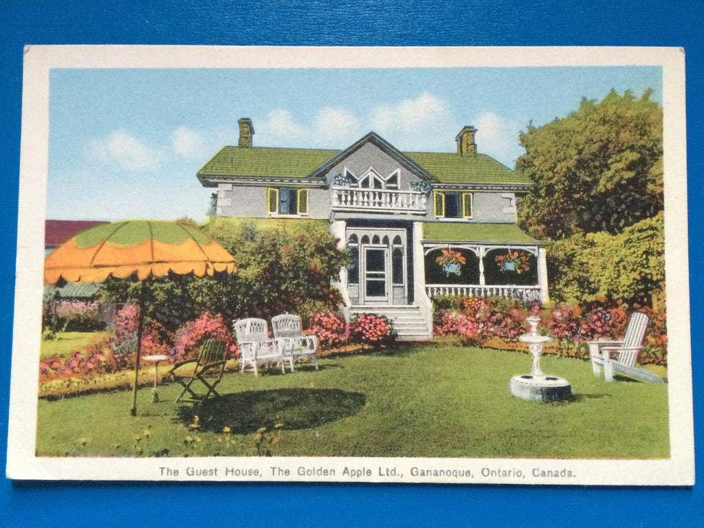 Canada - Gananoque, ON - Golden Apple Ltd Guest House - H15096