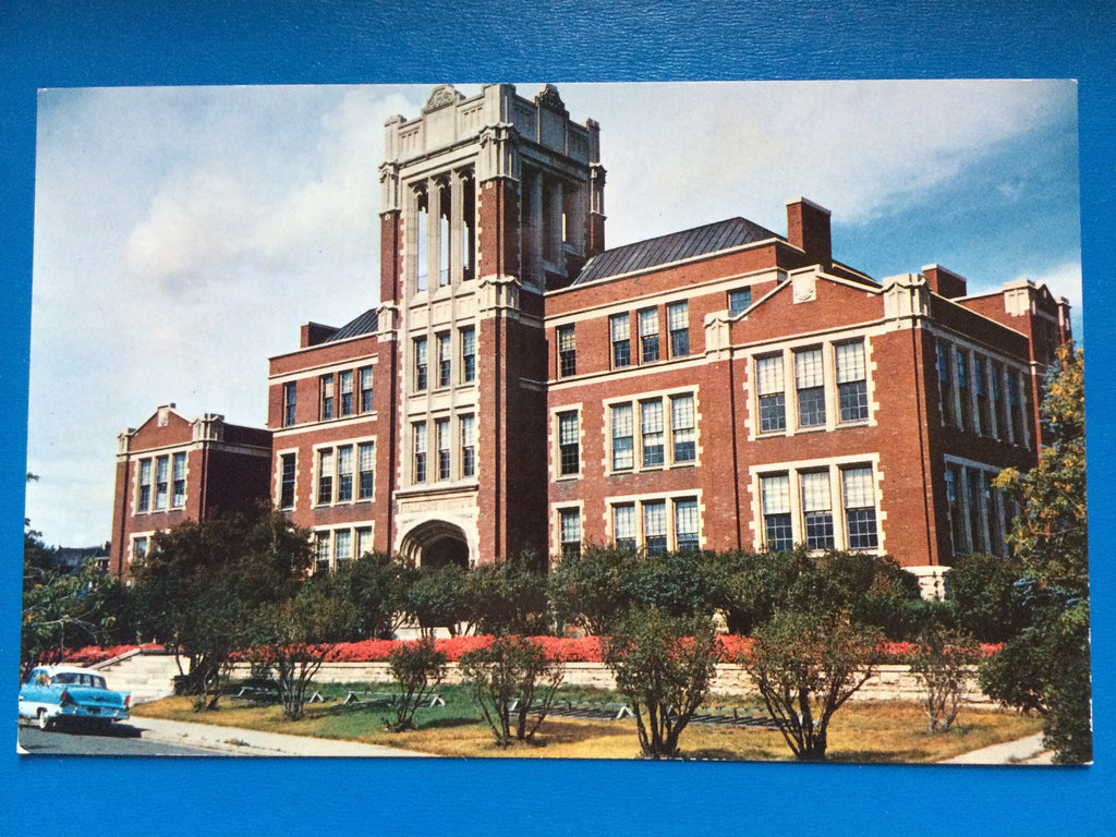 Canada - Moose Jaw, SK - Central Collegiate building - TG0029