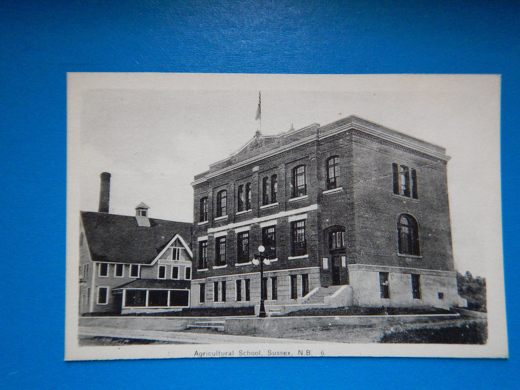 Canada - Sussex, NB - Agricultural School - C-0063