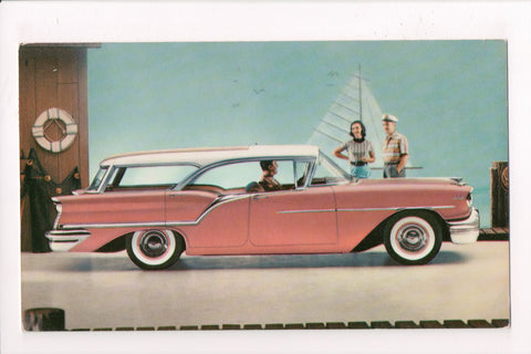 Car Postcard - FIESTA SUPER 88 - Oldsmobile - @1957 - 800937