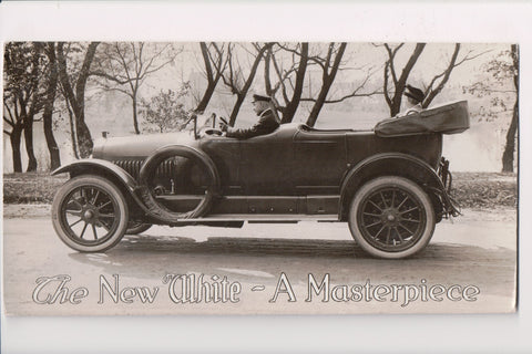 Blotter - Car - The NEW WHITE - A Masterpiece, chauffeur driven photo - C06573