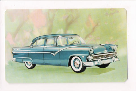 Car Postcard - FAIRLANE TOWN SEDAN (1955) - Ford - MB0172