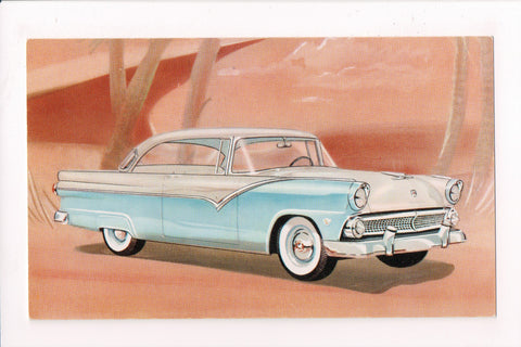 Car Postcard - FAIRLANE VICTORIA (1955) - Ford - MB0173