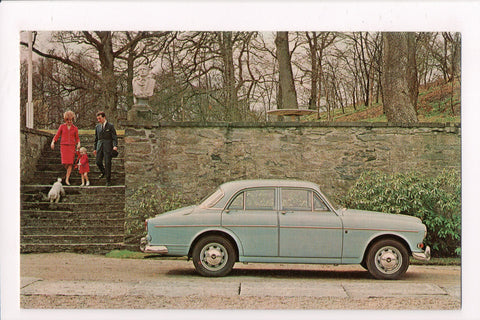 Car Postcard - 1225 FOUR DOOR SEDAN - VOLVO - R00964
