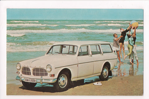 Car Postcard - 1225 STATION WAGON - VOLVO - S01738