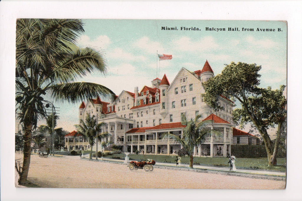 FL, Miami - Halcyon Hall (ONLY Digital Copy Avail) - B17064