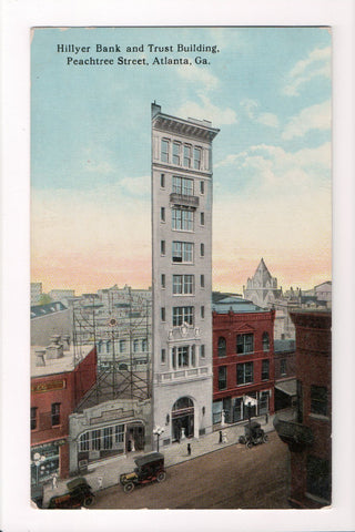 GA, Atlanta - Hillyer Bank and Trust Building - CP0220