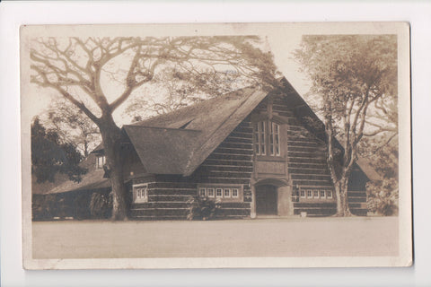 HI, Honolulu - First Church of Christ Scientist - @1927 RPPC postcard - G06097