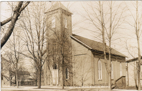 OH, Brookville - Dunkard Church (ONLY Digital Copy Avail) - B06042