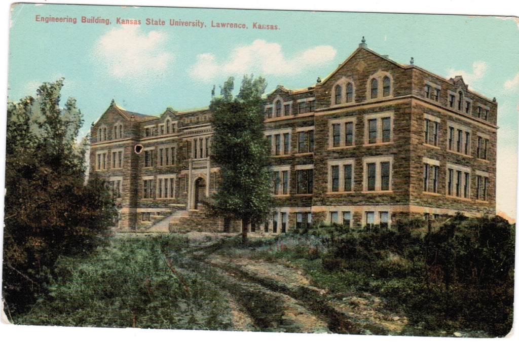 KS, Lawrence - Kansas State Univ, Engineering Building - E04021
