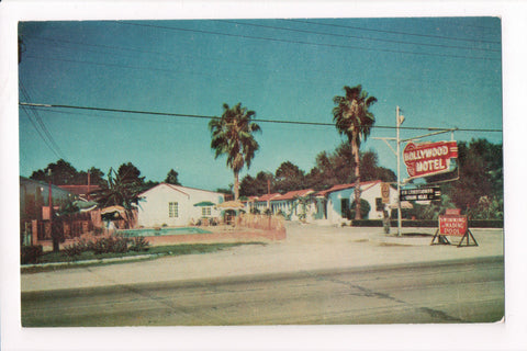 LA, New Orleans - Hollywood Motel, now Advance Auto Parts - B06277