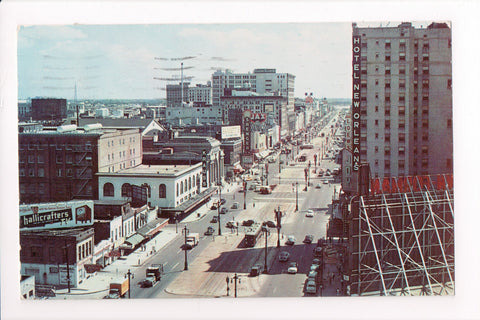 LA, New Orleans - Canal Street (ONLY Digital Copy Avail) - w00593