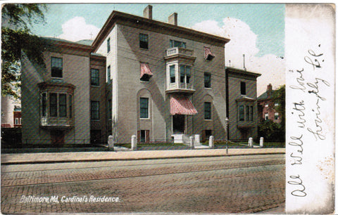 MD, Baltimore - Cardinals Residence - S01772