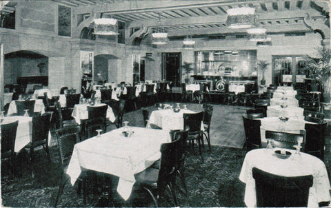 MD, Baltimore - Emerson Hotel, Chesapeake Lounge - w00959