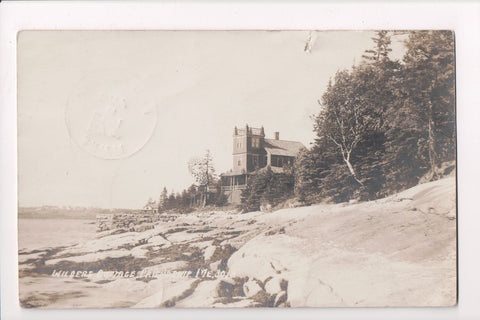 ME, Friendship - Wilders Cottage, big house and small building - RPPC - EP0159