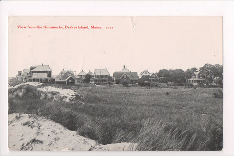 ME, Wells - Drakes Island, view from Hommocks (ONLY Digital Copy Avail) - A06906