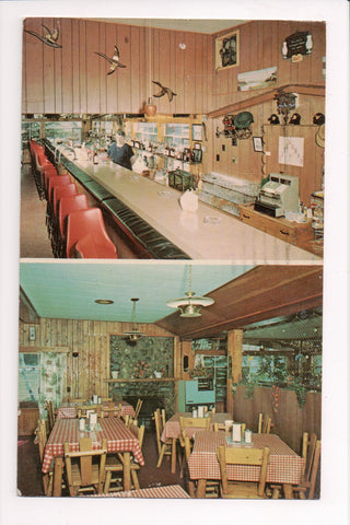MI, Mackinnaw - Sofies Bar and Restaurant on Pine River - Q-0084