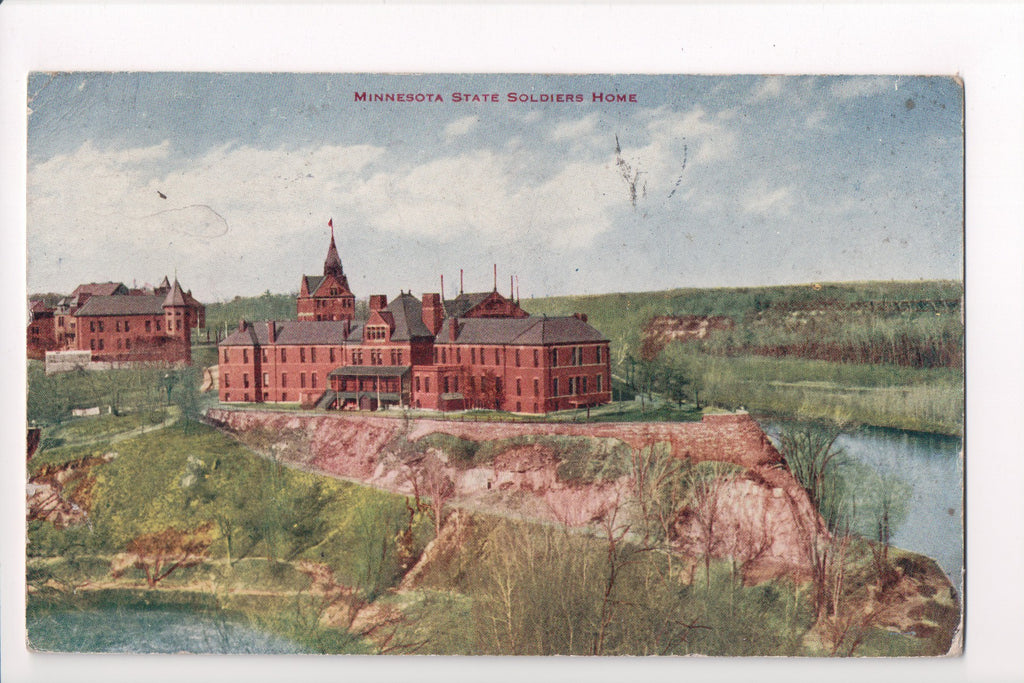 MN, Minneapolis - State Soldiers Home, Veterans Home - CP0142