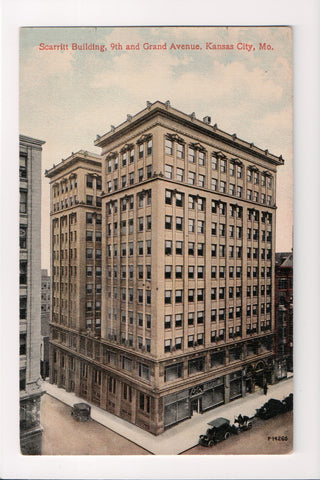 MO, Kansas City - Scarritt Building, 9th and Grand Ave - 500899