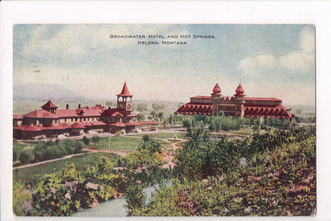 MT, Helena - Broadwater Hotel and Hot Springs - w00516