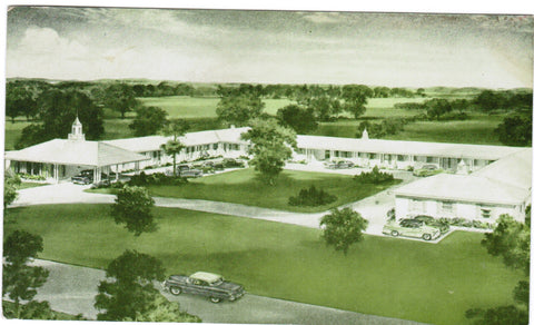 NC, Fayetteville - Howard Johnsons Motor Lodge - MB0475