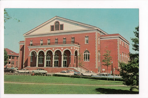 NC, Greenville - Wright Auditorium - w03279