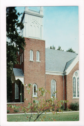 NC, Red Springs - Trinity Methodist Church - w03281