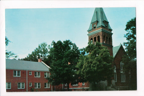 NC, Red Springs - First Presbyterian Church - w03280