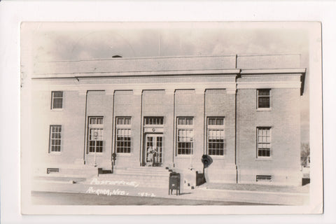 NE, Aurora - Post Office, PO Mail Box RPPC - F11051