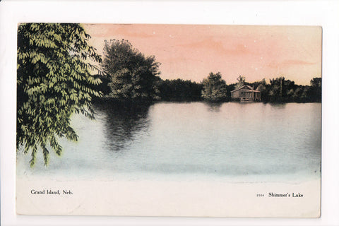 NE, Grand Island - Shimmers Lake, house - SH7108