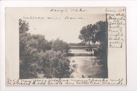 NE, Leigh - Madison Mill Dam (ONLY Digital Copy Avail) - D04304
