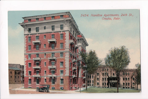 NE, Omaha - Hamilton Apartments, 24th Street - NE0004