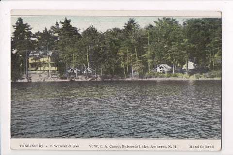 NH, Amherst - YWCA Camp, Baboosic Lake (ONLY Digital Copy Avail) - C08740