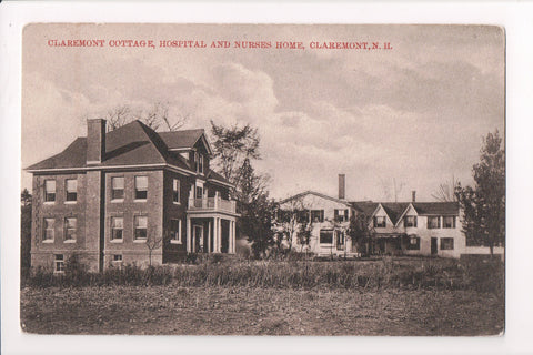 NH, Claremont - Cottage, Hospital and Nurses Home - E09030