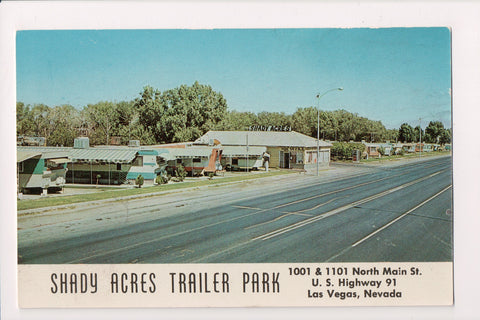 NV, Las Vegas - Shady Acres Trailer Park and Trailer Show Park - NV0013