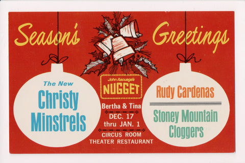 NV, East Reno - John Ascuagas NUGGET theater Restaurant - NV0016