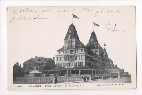 NY, Arverne by the Sea - Arverne Hotel, Long Island - B17007