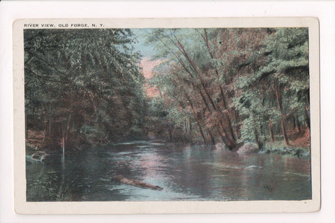 NY, Old Forge - River View - RPO cancel for INLET and OLD FORGE - D07192