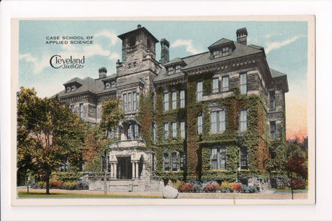 OH, Cleveland - Case School of Applied Science - Fenberg - A06478