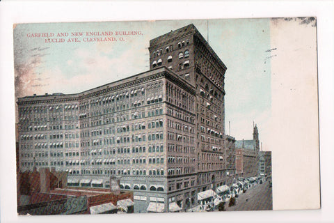 OH, Cleveland - Garfield and New England Bldg - G03234